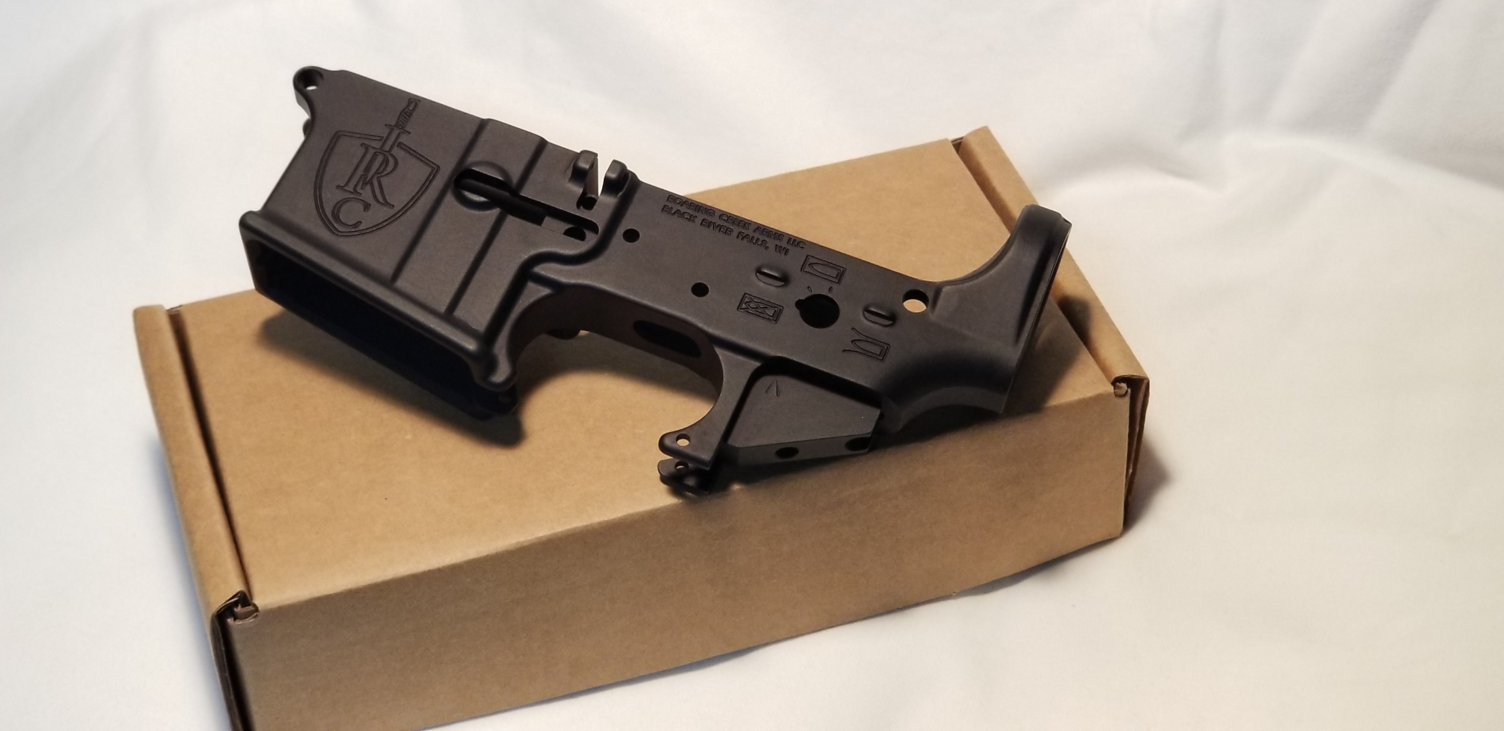 RC-15 Lower Receiver