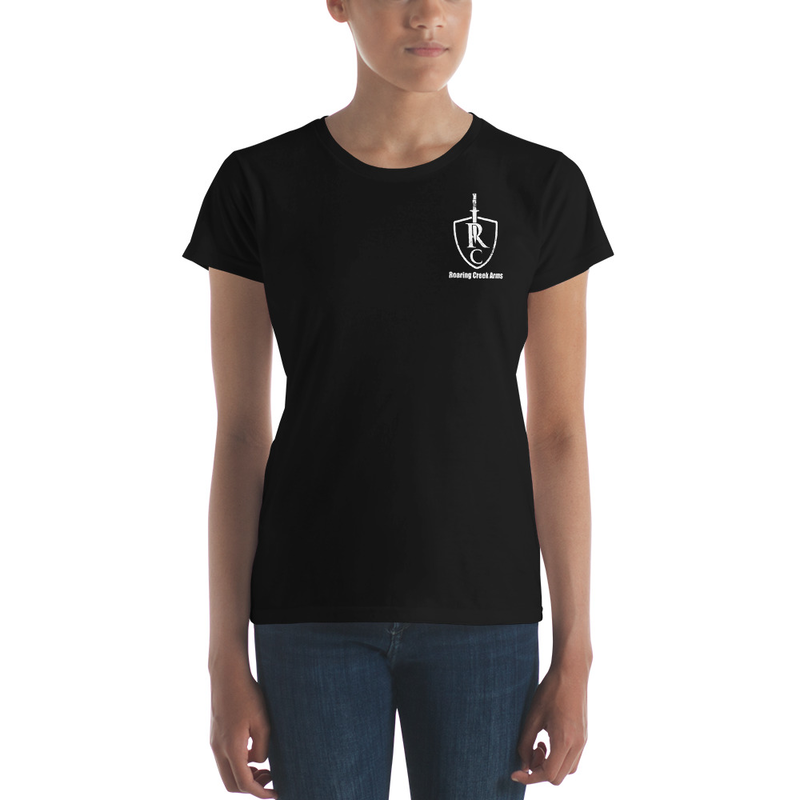 Roaring Creek Arms Women's Short Sleeve T-Shirt